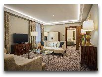 отель Grand Hotel Kempinski Riga: Номер Deluxe Suite
