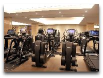 отель Grand Hotel Kempinski Riga: Фитнес центр