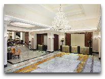 отель Grand Hotel Kempinski Riga: Ресепшен