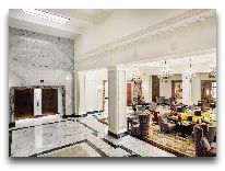 отель Grand Hotel Kempinski Riga: Холл