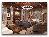 отель Grand Hotel Kempinski Riga: Сигарная комната