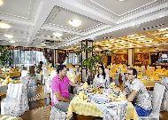 отель Grand Marine: Ресторан