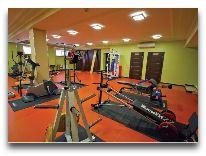 отель Grand Marine: Фитнес-центр