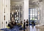 отель Grand Mercure Danang: Лобби