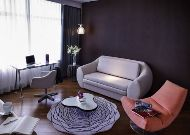 отель Grand Mercure Danang: Суперлюкс - Гостиная