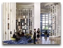 отель Grand Mercure Danang: Лобби