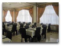 отель Grand Nakhichevan: Ресторан отеля