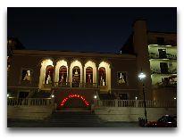 отель Grand Palace: Вход в отель