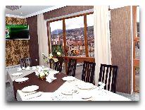 отель Grand Palace: Ресторан