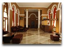 отель Grand Palace: Холл
