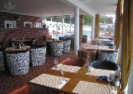 отель Гранд Палас: Летнее кафе