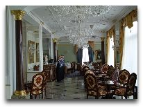 отель Гранд Палас: Ресторан