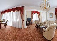 отель Grand Park Esil: Номер Люкс