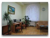 отель Grand Park Esil: Бизнес цетр