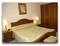отель Grand Park Esil: Спальня номера люкс