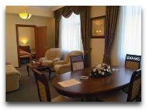 отель Grand Park Esil: Номер Джуниор