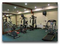 отель Grand Park Esil: Фитнес центр