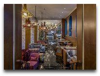 отель Grand Poet by Semarah: Лобби бар