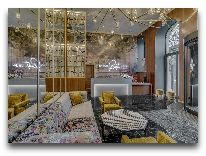 отель Grand Poet by Semarah: Холл