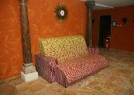 отель Grand Rose SPA: Теплая скамья у сауны