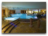 отель Grand Rose SPA: Вид на бассейн
