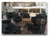 отель Grand Rose SPA: Холл отеля