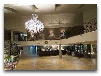 отель Grand Rose SPA: Ресепшен