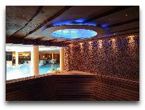 отель Grand Rose SPA: Можжевеловая сауна