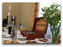 отель Grand Sal: Завтрак