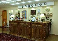 отель Grand Samarkand: Ресепшен отеля