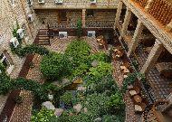 отель Grand Samarkand: Внутренний дворик