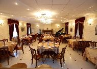отель Grand Samarkand: Ресторан отеля