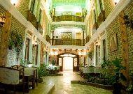 отель Grand Samarkand Superior: Холл отеля