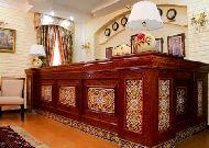 отель Grand Samarkand Superior: Ресепшн отеля