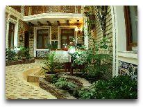отель Grand Samarkand Superior: Внутренний дворик