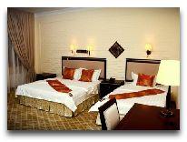 отель Grand Samarkand Superior: Номер Deluxe