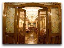 отель Grand Samarkand Superior: Вход в отель