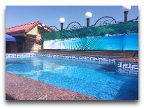 отель Grand Samarkand Superior: Бассейн отеля