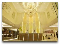 отель Grand Silverland Hotel & SPA: Reception