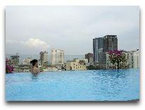отель Grand Silverland Hotel & SPA: Бассейн