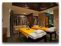отель Grand Silverland Hotel & SPA: Спа-салон