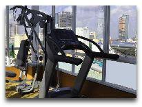 отель Grand Silverland Hotel & SPA: Фитнес-центр