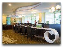 отель Grand SPA Lietuva: Ресепшен отеля Lietuva