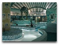 отель Grand SPA Lietuva: Водный центр