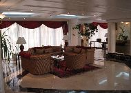 отель Grand Turkmen: Лобби