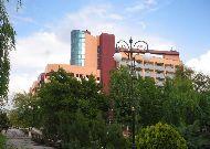 отель Grand Turkmen: Территория отеля