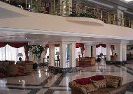 отель Grand Turkmen: Холл