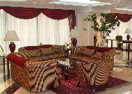 отель Grand Turkmen: Холл отеля