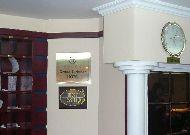 отель Grand Turkmen: Ресепшен отеля