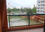 отель Grand Turkmen: Балкон номера DBL